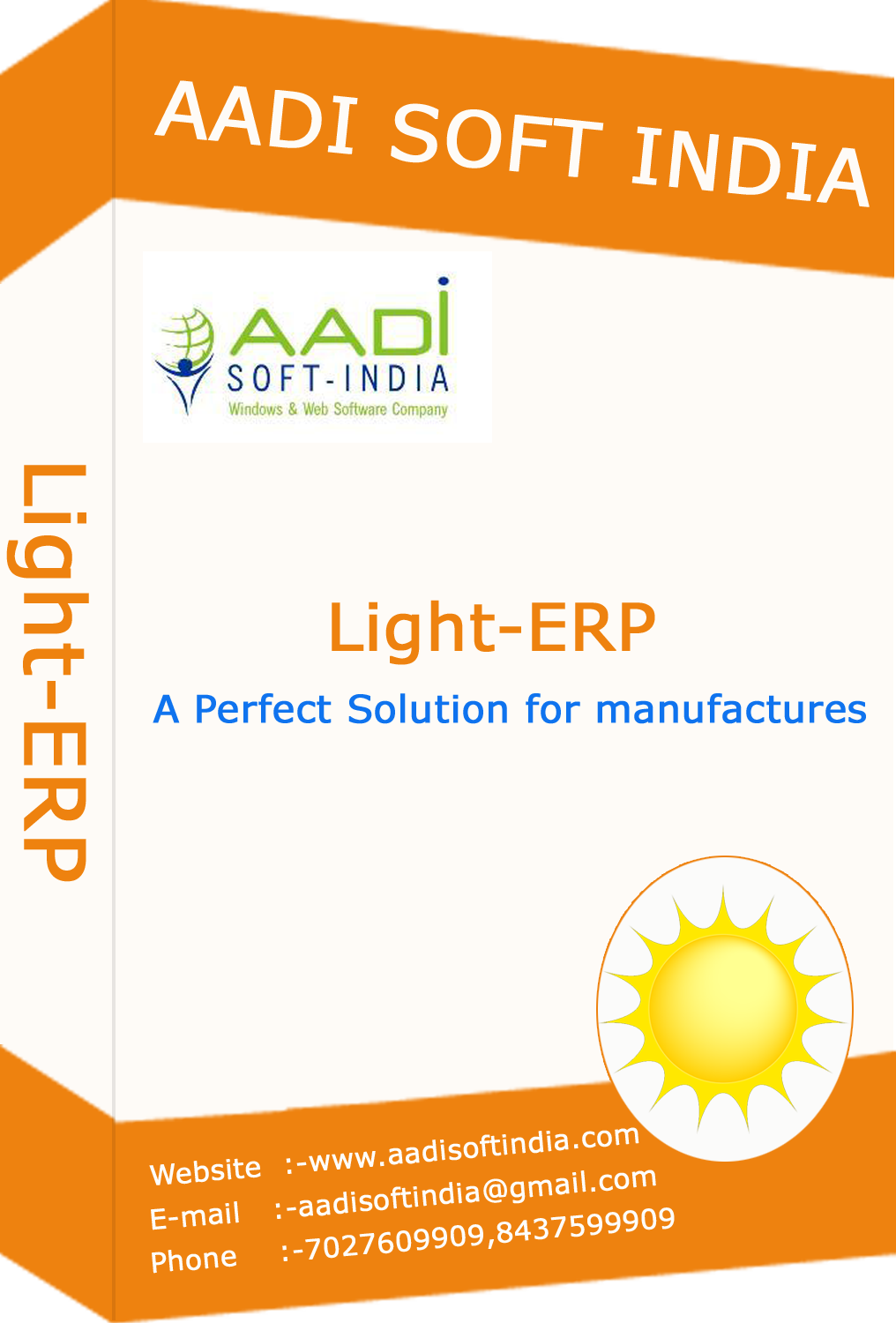 AADI SOFT INDIA ERP Software